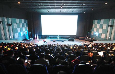 フィリピン大会の模様