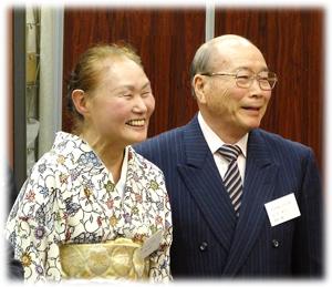 吉田ご夫妻
