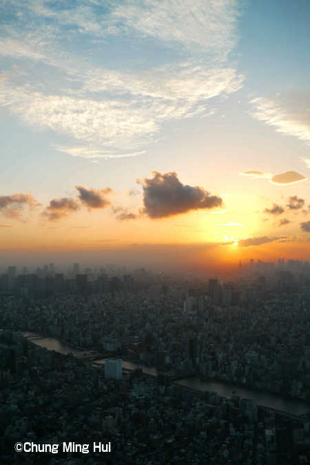 東京スカイツリー観光2