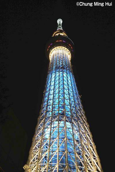 東京スカイツリー観光4