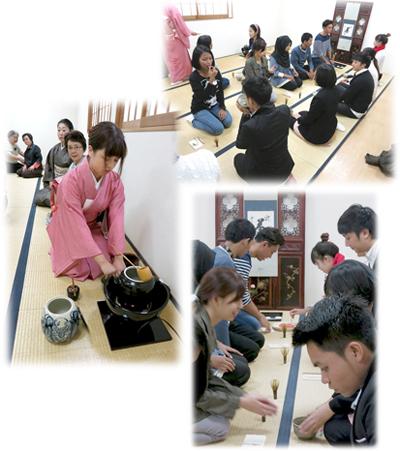 日本文化を体験1