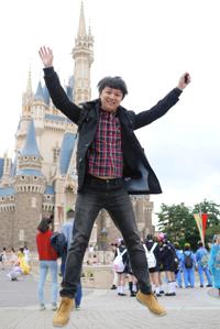 東京ディズニーランドにて4